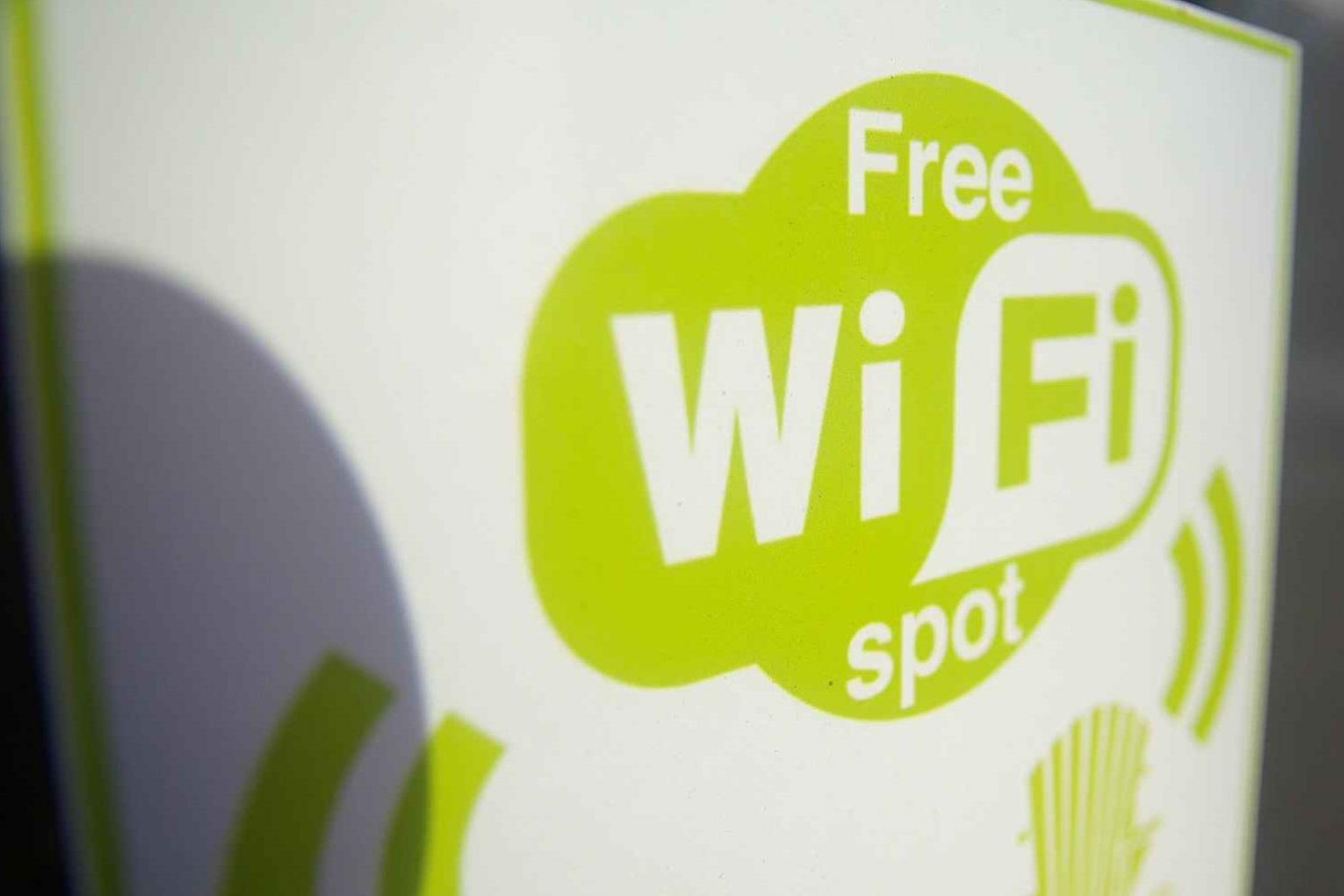 Публичные точки Wi-Fi становятся все более безопаснее