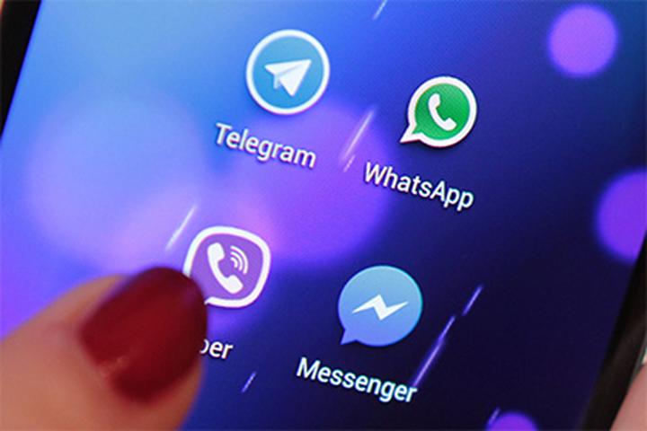МТС, «Билайн» и «Мегафон» за год потеряли миллиарды из-за Skype, WhatsApp и Viber