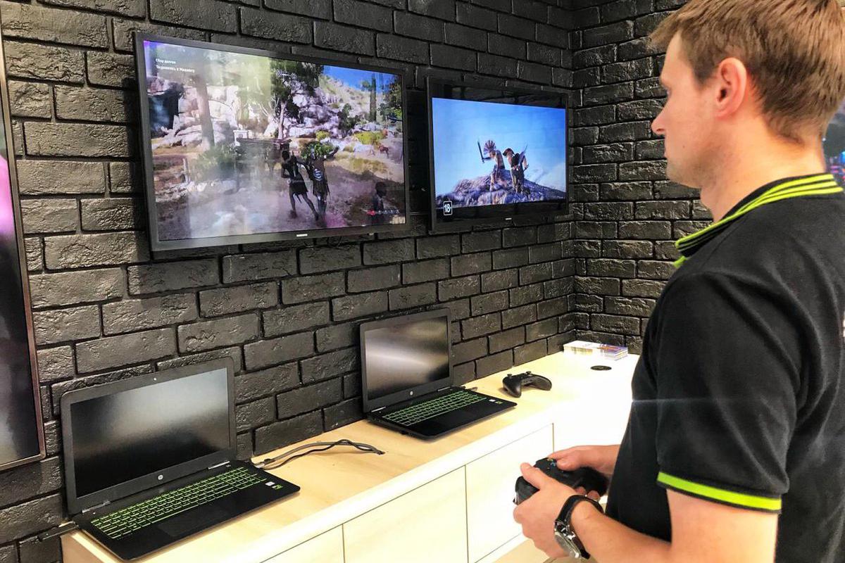 Tele2 играет в облачные игры в сети 5G