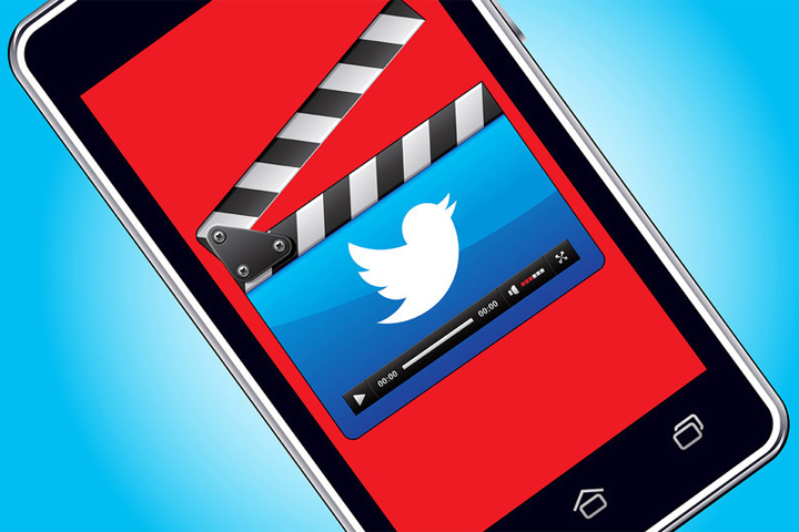 Twitter увеличит длину видео до 140 секунд