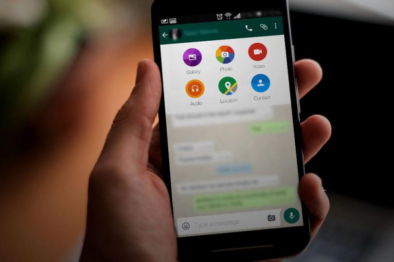 В WhatsApp для Android появилась возможность видеозвонков
