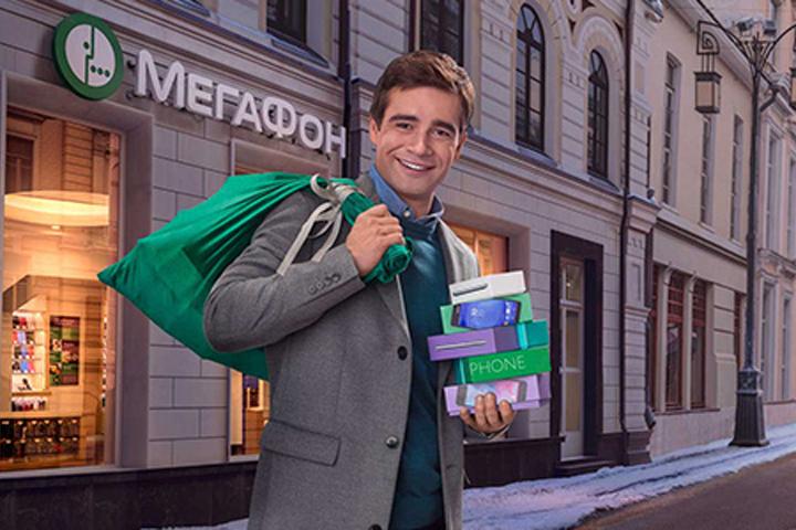 В салонах «МегаФона» началась предновогодняя распродажа