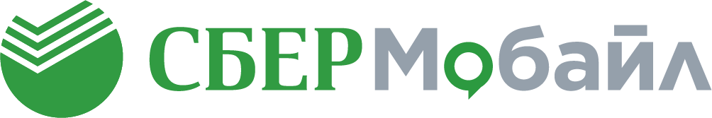 логотип СберМобайл