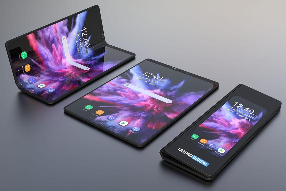 Samsung отменила предпродажу складного смартфона Galaxy Fold