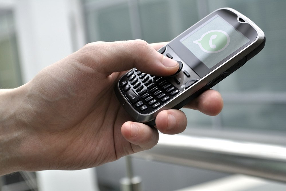 WhatsApp стал доступен на кнопочных телефонах