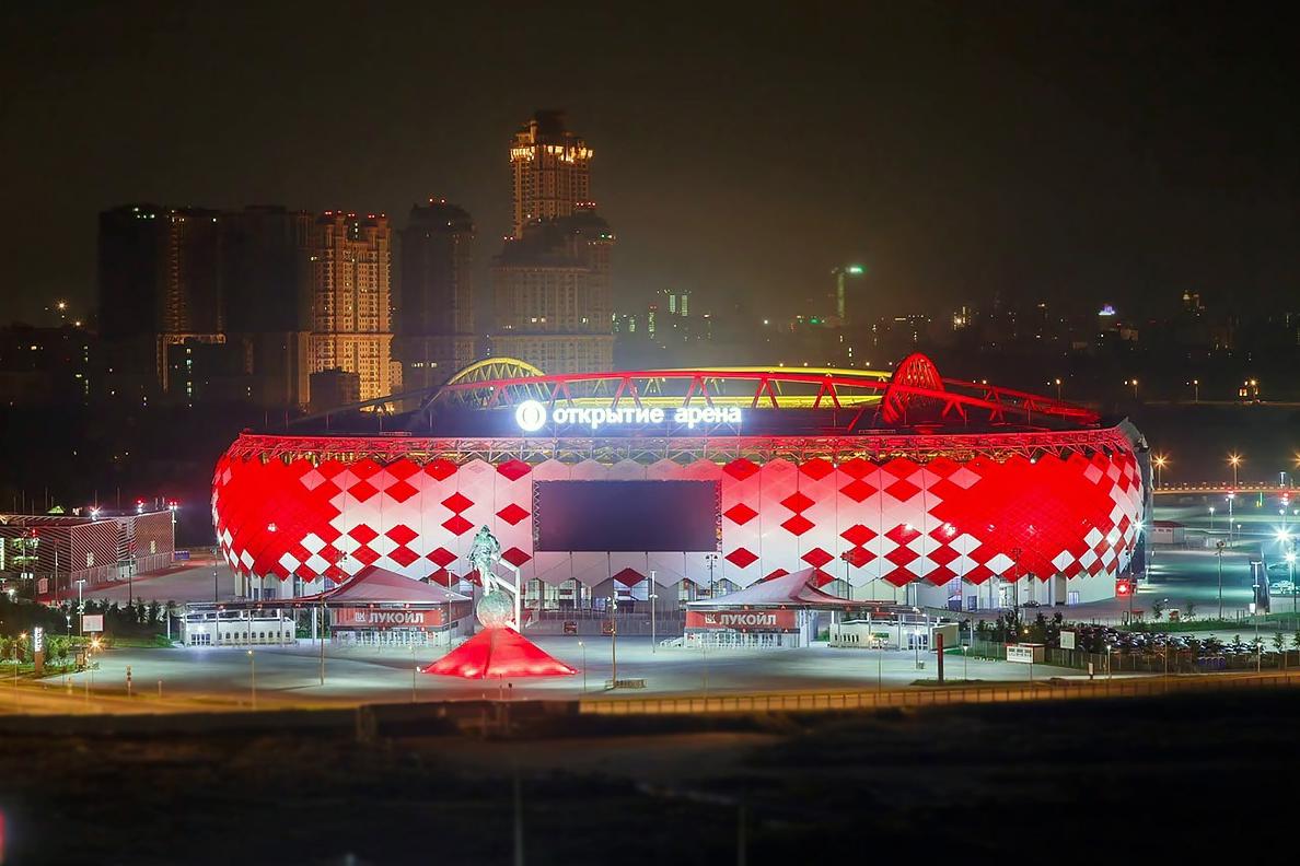 МТС улучшила связь на крупнейших спортивных аренах Москвы и Московской области