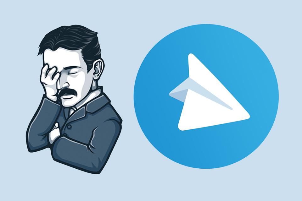Telegram потерял 20% российской аудитории