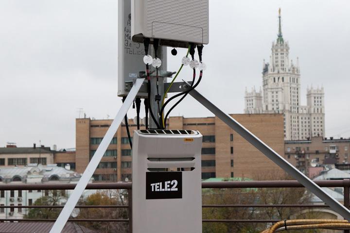 Tele2 готова выставить на продажу свою башенную инфраструктуру