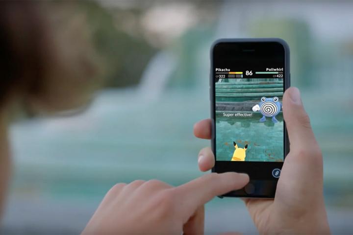 Игра Pokemon Go за первый месяц принесла создателям 200 млн долларов