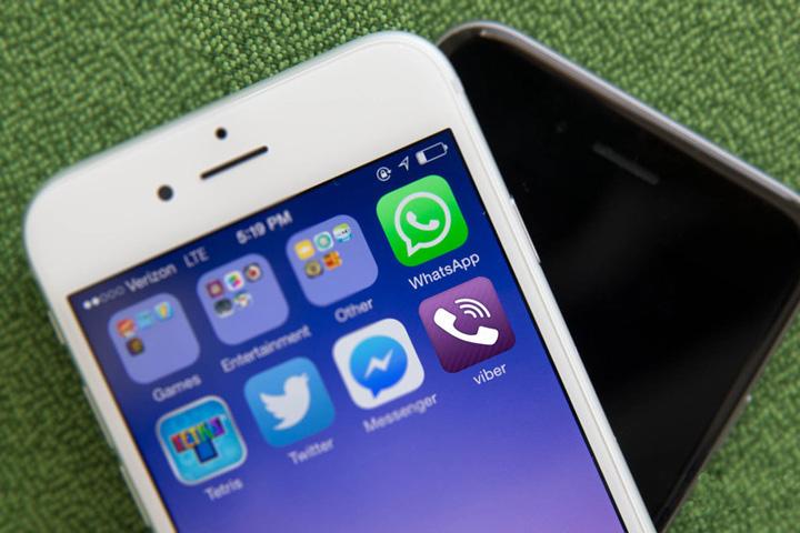 WhatsApp — самый популярный мессенджер в России, но Viber приносит больше всех прибыли