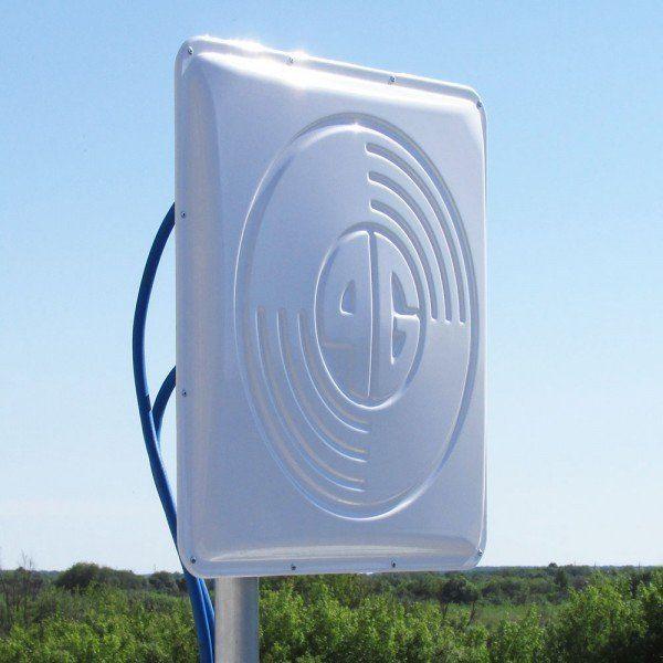 антенна MIMO на дачу