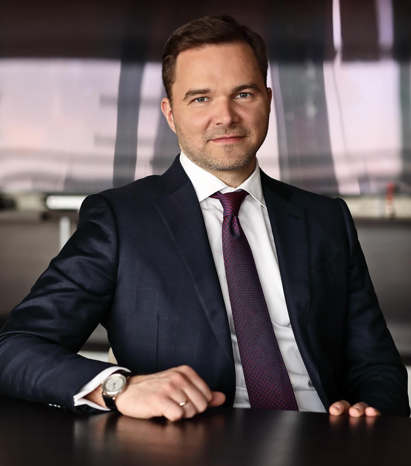 Андрей Ларкин финансовый директор ВымпелКом