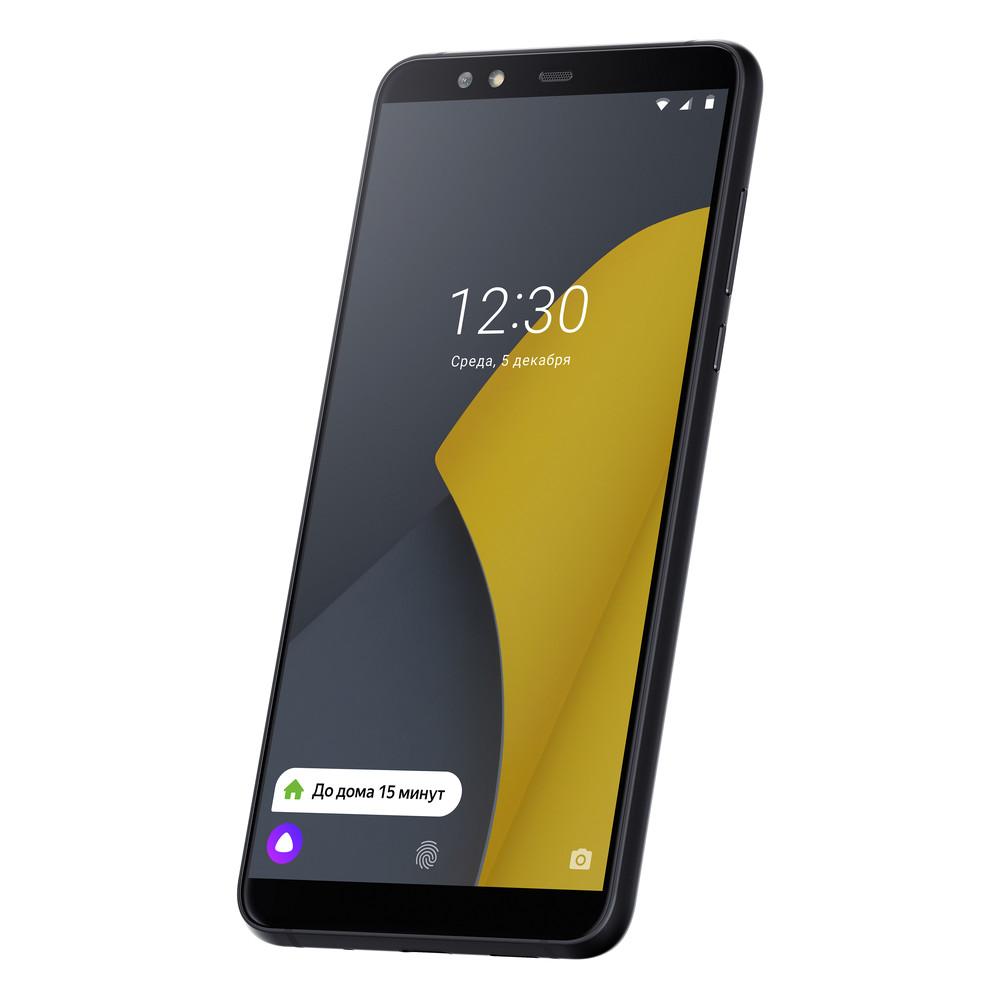 первый смартфон Яндекса