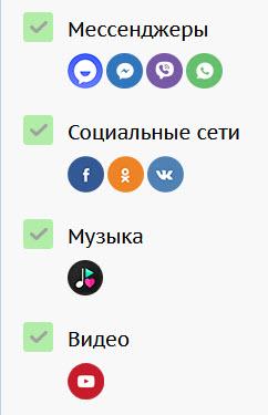 бесплатные безлимитные сервисы Сбермобайл