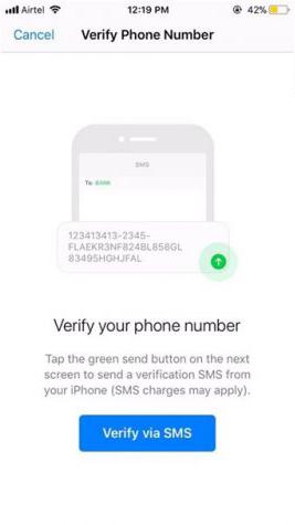 сервис WhatsApp Pay для денежных переводов